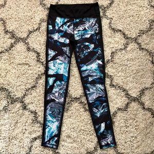 Athletic Yoga Pant Diamond Pattern, Aeropostale
